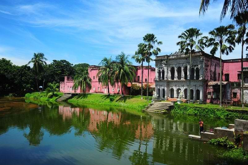 شهر داکا در بنگلادش