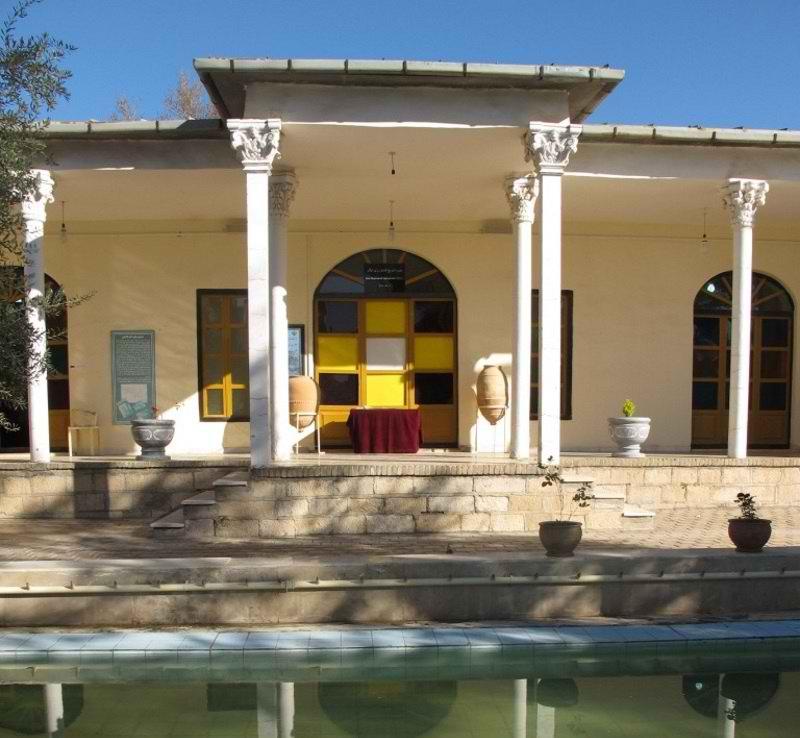 کاخ فلاحتی در ایلام,کاخ کشاورزی ایلام