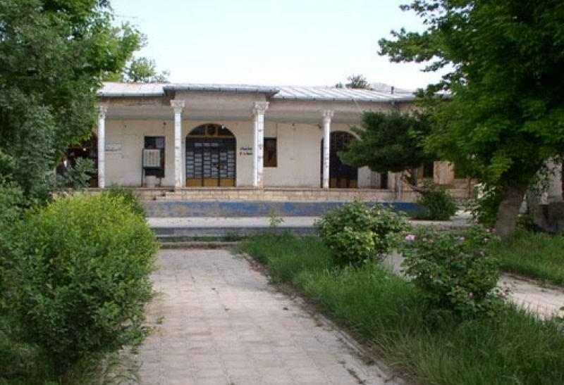 کاخ فلاحتی,کاخ فلاحتی استان ایلام,کاخ فلاحتی در استان ایلام