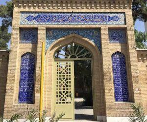 آرامگاه حاج ملا علی سمنانی,آرامگاه حکیم الهی,جاذبه های گردشگری سمنان