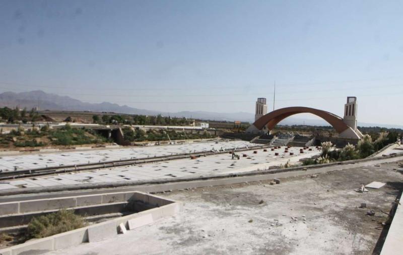پارک دفاع مقدس سمنان,پارک موزه دفاع مقدس در سمنان,جاذبه های گردشگری سمنان