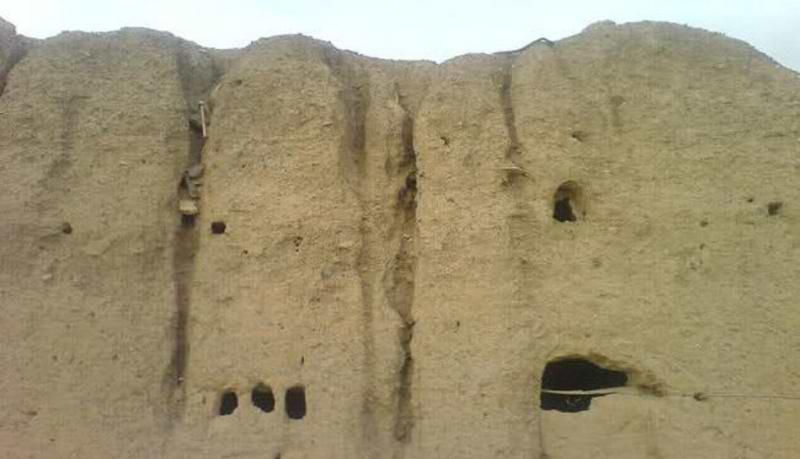 قلعه جمشیدی,قلعه جمشیدی محلات,قلعه جمشیدی نیم ور