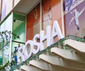 آدرس مرکز خرید روشا,دپارتمان استور روشا,عکس مرکز خرید روشا