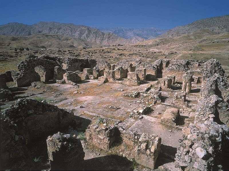 جاذبه های گردشگری ایلام,روستای تاریخی سراب کلان,روستای تاریخی سراب کلان ایلام