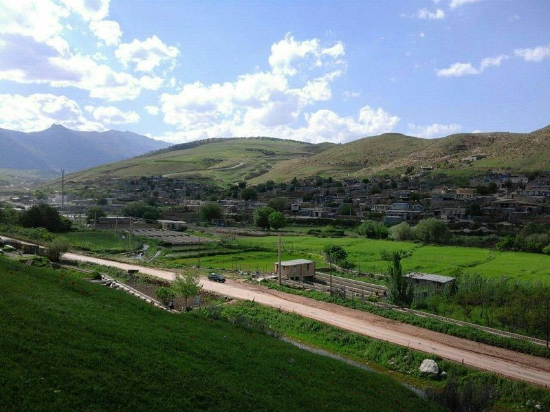 روستای سرابکلان