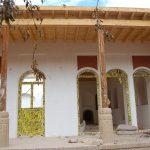 بنای طاهریان سمنان,جاذبه های گردشگری سمنان,خانه تاریخی طاهریان