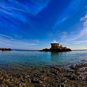 جاذبه های گردشگری هرمزگان,جزاير ناز,جزایر ناز
