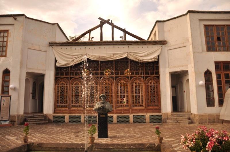 خانه مشروطیت کجاست,خانه ی مشروطه اصفهان,عکس های خانه مشروطیت اصفهان