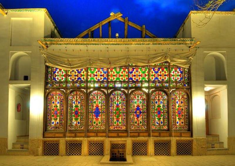 معماری خانه مشروطه اصفهان