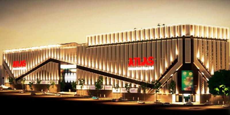 مرکز تجاری اطلس مشهد,مرکز خرید اطلس مشهد