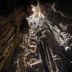 جاذبه های گردشگری همدان,چاه غار بگلیجه,غار بگلیجه
