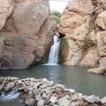 آبشار دربند,آبشار دربند صحنه,جاذبه های گردشگری کرمانشاه
