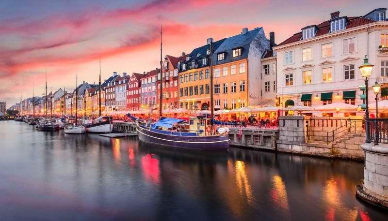 جاذبه های دیدنی دانمارک,جاذبه های گردشگری کشور دانمارک,دانمارک کجاست