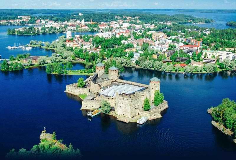 فنلاند کجاست,کشور فنلاند