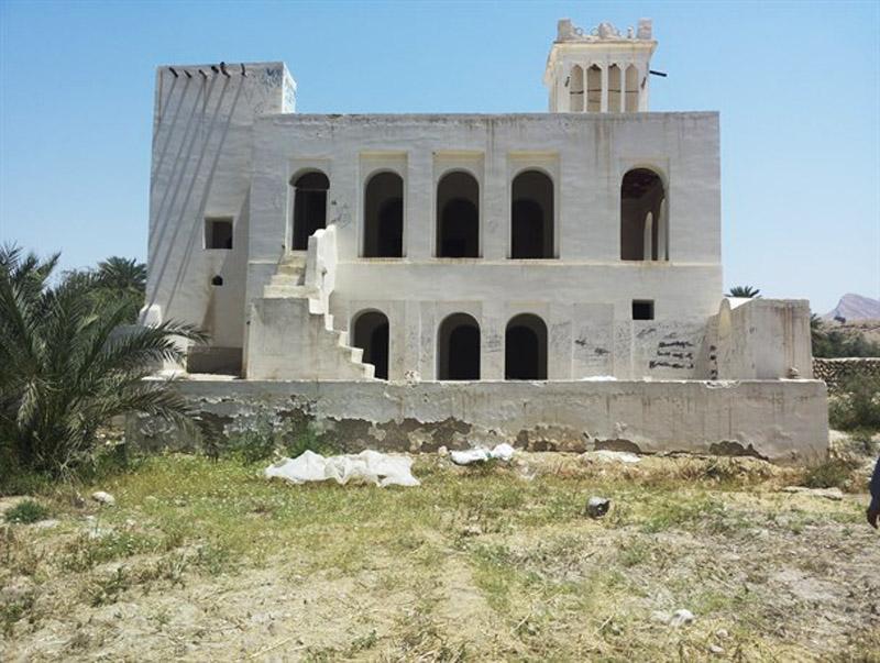 خانه قاضی در استان بوشهر,خانه قاضی در بوشهر,خانه های تاریخی بوشهر