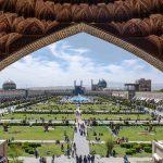 تور اصفهان گردی