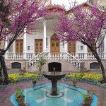 آدرس خانه موزه مقدم,باغ موزه مقدم,خانه مقدم