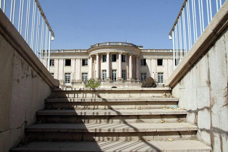 کاخ حبیب الله ثابت پاسال,معماری کاخ ثابت پاسال