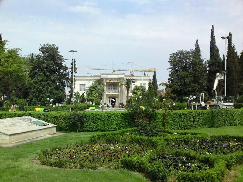 موزه شهر گرگان