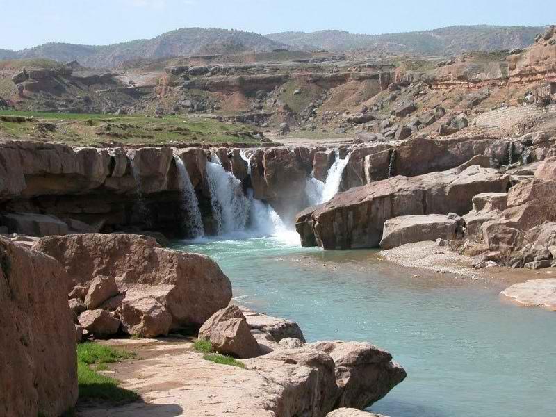 جاذبه هاي گردشگري لرستان,جاذبه های گردشگری لرستان,روستای افرینه لرستان