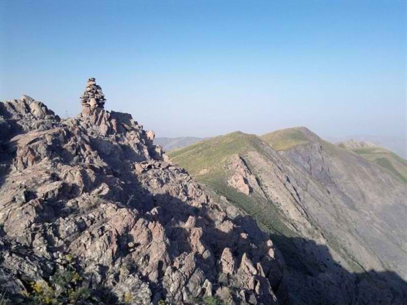 کوه اوالان,کوه عبدلان,کوه هه واره به رزه