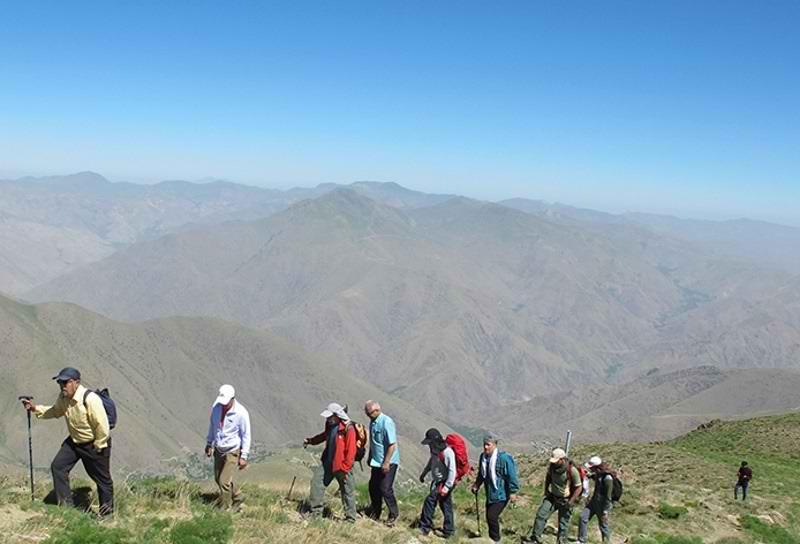 ارتفاع کوه آوالان,جاذبه های گردشگری کردستان,کوه آوالان