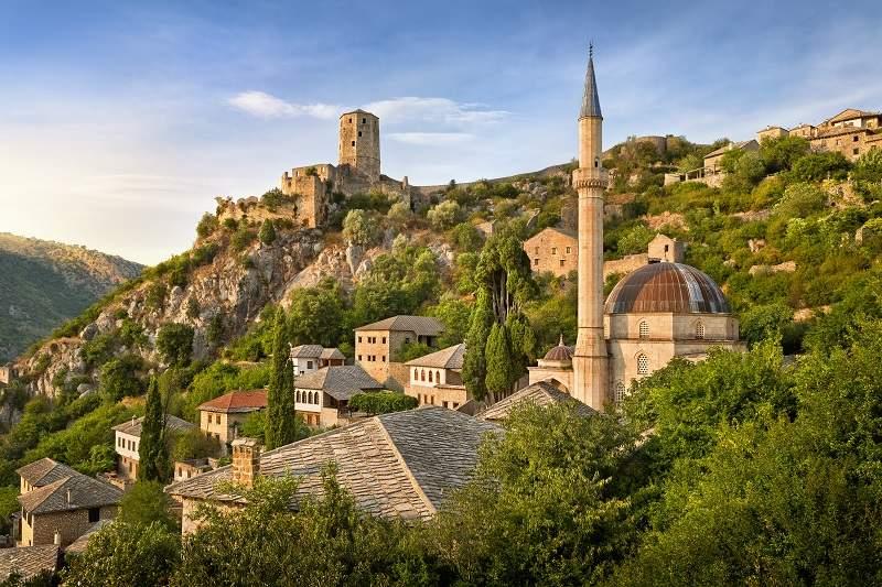 بوسنی و هرزگوین,پایتخت بوسنی,پایتخت بوسنی و هرزگوین