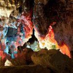 جاذبه های گردشگری مرکزی,غار چال نخجير نراق,غار چال نخجیر