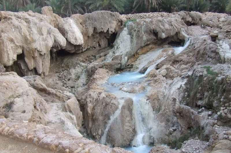 آب گرم گنو بندرعباس,آب گرم گنو در بندرعباس,جاذبه های گردشگری هرمزگان