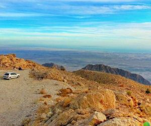 ارتفاع کوه گنو,اهمیت کوه گنو,جاذبه های گردشگری هرمزگان