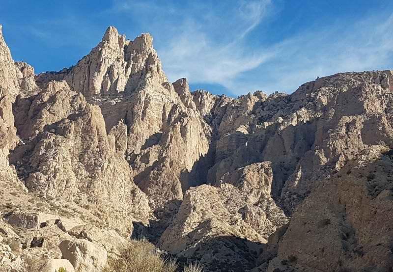 کوه گنو در استان هرمزگان,کوه گنو در بندرعباس