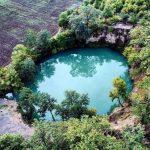 جاذبه های گردشگری گلستان,چشمه گل,چشمه گل در استان گلستان