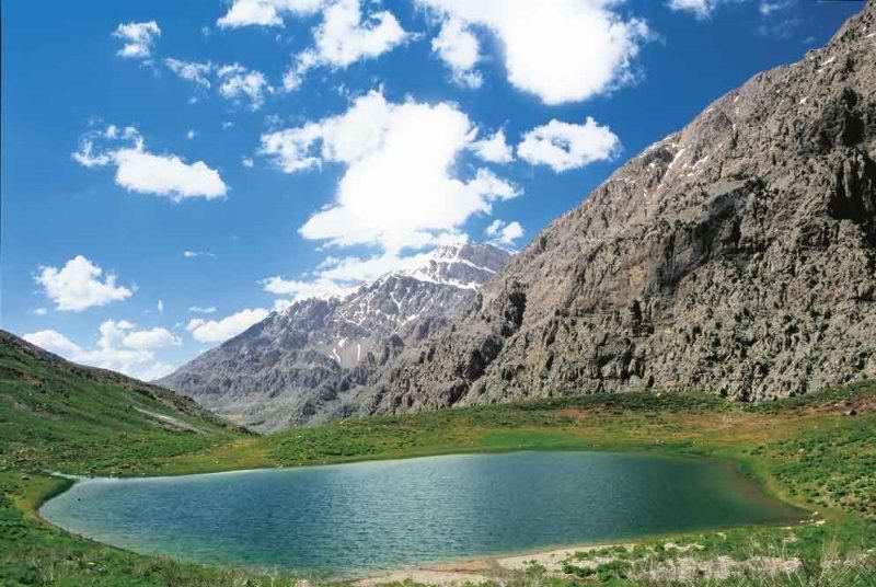 دریاچه کوه گل بویراحمد,دریاچه کوه گل دنا,دریاچه کوه گل سی سخت یاسوج