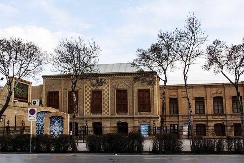 خانه حاج حسین آقا ملک,خانه ملک در مشهد,خانه های تاریخی مشهد