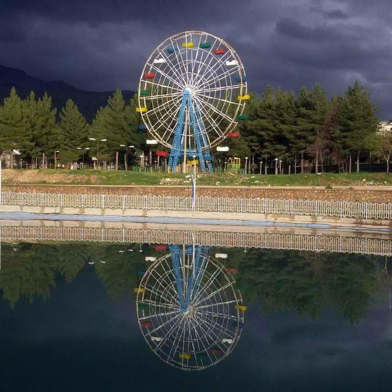 پارک مهرورزی,پارک مهرورزی در استان کهگیلویه و بویراحمد,پارک مهرورزی در یاسوج