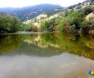 جاذبه های گردشگری مازندران,درياچه شورمست فيروزكوه,دریاچه شورمست