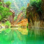 آبشار تنگ دم اسب,آبشار تنگ دم اسب در استان فارس,آبشار تنگ دم اسب فارس