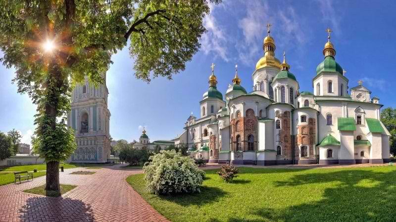 جاذبه های توریستی اوکراین,جاذبه های کشور اوکراین,سفر به اوکراین