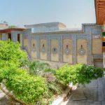 آدرس خانه ضیائیان,تاریخچه خانه ضیائیان شیراز,خانه تاریخی ضیائیان شیراز