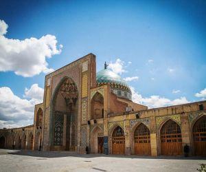 بناهای تاریخی قزوین,تاریخچه مسجد النبی قزوین,جاذبه های گردشگری قزوین