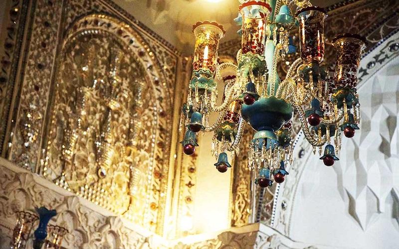 حسینیه امینی های قزوین,معماری حسینیه امینی ها