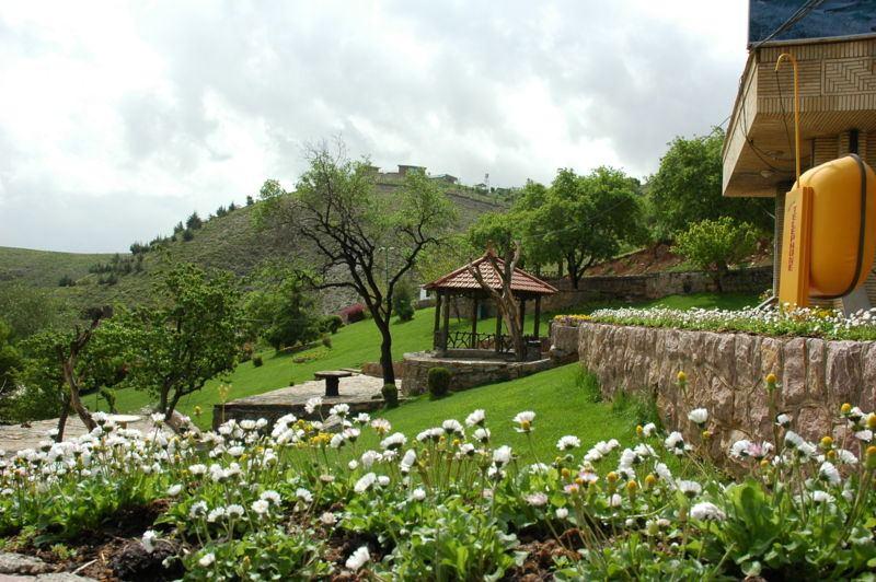 عکس پارک ابیدر سنندج,کوه آبیدر سنندج