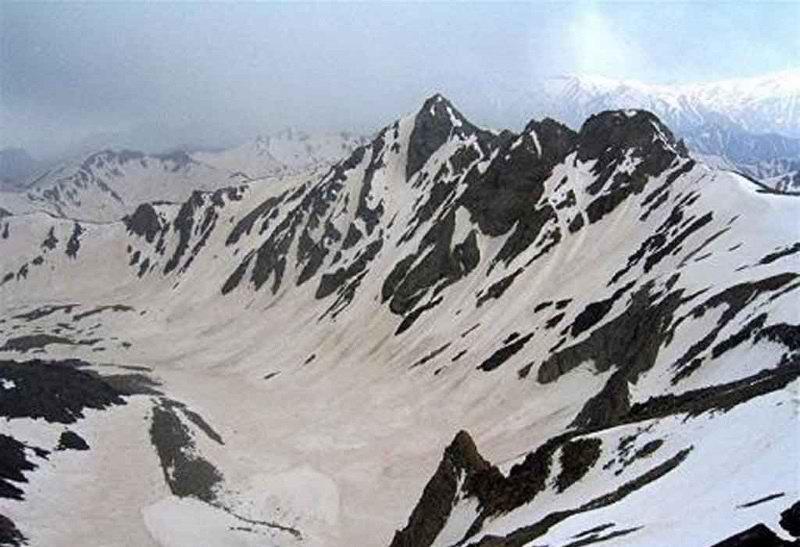 ارتفاع قله علم کوه,جاذبه های گردشگری مازندران,علم کوه