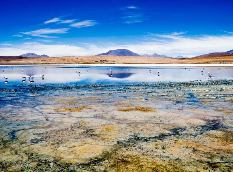 دریاچه بولیوی,کشور بولیوی,گردشگری بولیوی