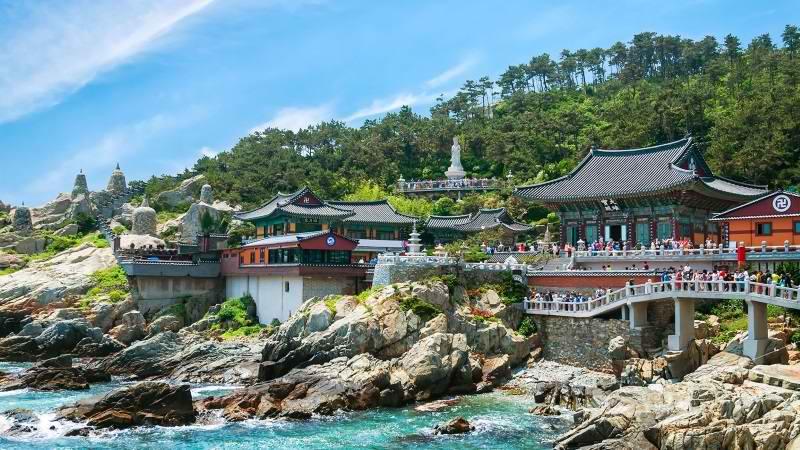 جاذبه های گردشگری کره جنوبی,شهر بوسان در کره جنوبی,شهر بوسان کره