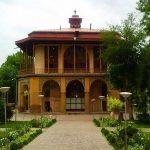 کاخ چهل ستون قزوین