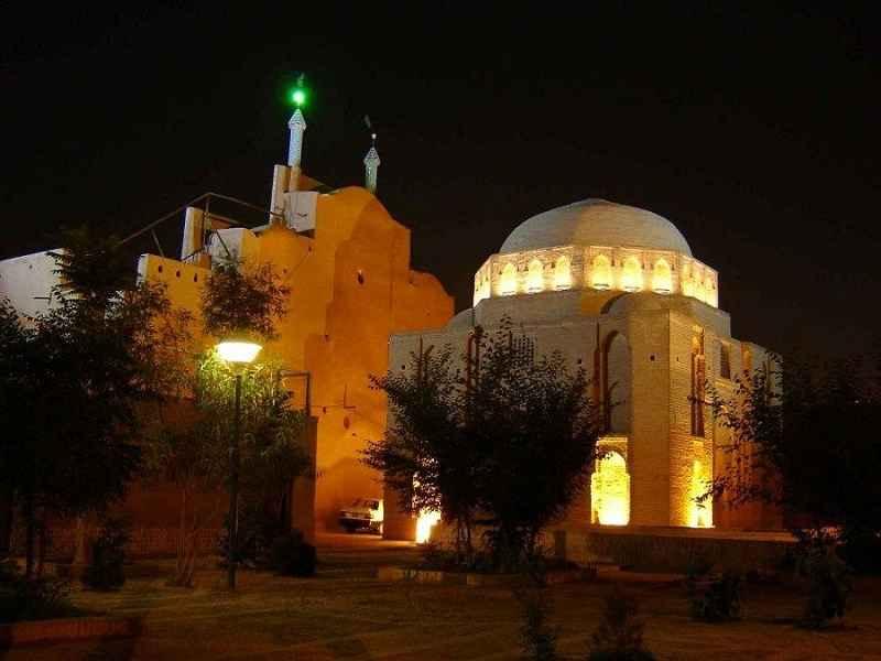 جاذبه گردشگری یزد,جاذبه های تاریخی و گردشگری یزد,جاذبه های تاریخی یزد