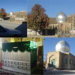 اماکن زیارتی یاسوج,اماکن گردشگری یاسوج,امام زاده عبدالله در یاسوج