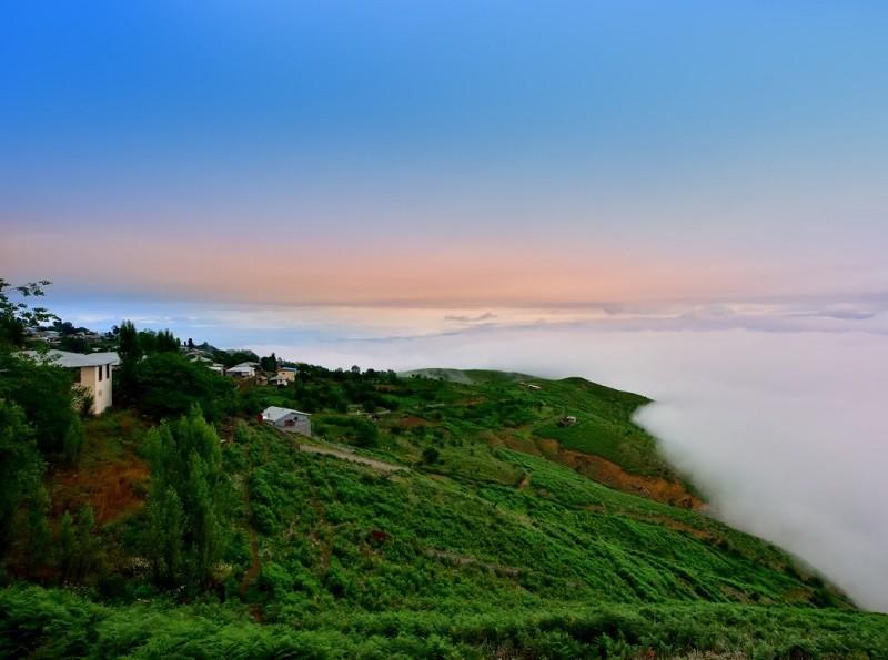 روستای فیلبند,روستای فیلبند کجاست,روستای فیلبند مازندران