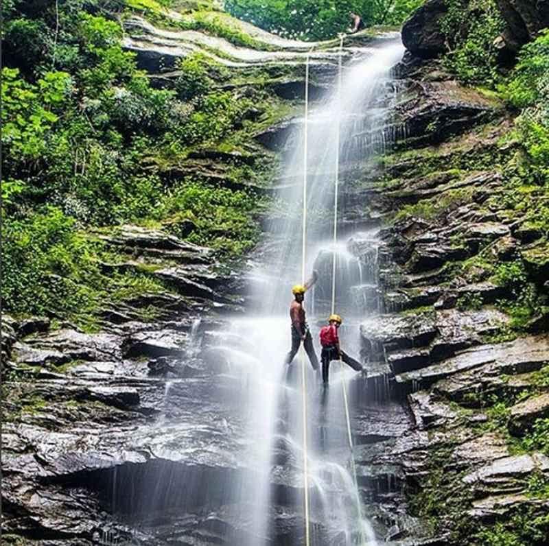 آبشار گزو سوادکوه,آبشار گزو قائمشهر,ابشار گزو